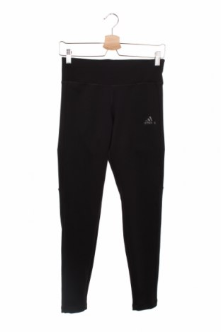 Dětské sportovní legíny  Adidas, Velikost 14-15y/ 168-170 cm, Barva Černá, 70% polyester, 19% polyamide, 11% elastan, Cena  446,00Kč