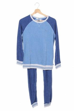 Set de sport pentru copii Peteralexander, Mărime 13-14y/ 164-168 cm, Culoare Albastru, 60% bumbac, 40% poliester, Preț 139,26 Lei