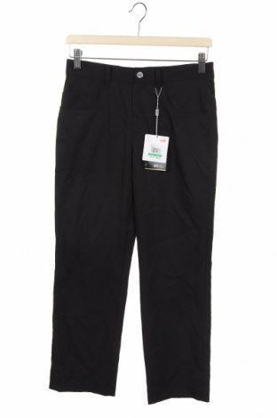 Pantaloni de trening, pentru copii PUMA, Mărime 11-12y/ 152-158 cm, Culoare Negru, Poliester, Preț 261,95 Lei