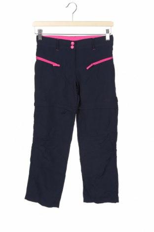 Dziecięce sportowe spodnie Trespass, Rozmiar 10-11y/ 146-152 cm, Kolor Niebieski, Poliamid, Cena 101,25zł