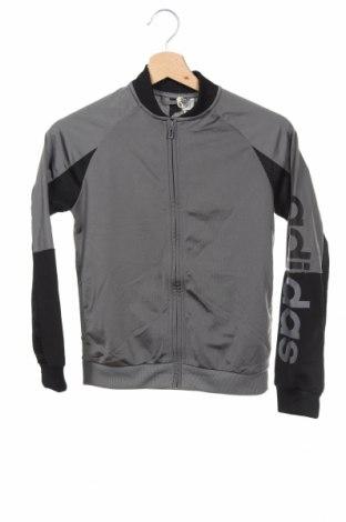 Hanorac pentru copii Adidas, Mărime 9-10y/ 140-146 cm, Culoare Gri, Preț 194,90 Lei