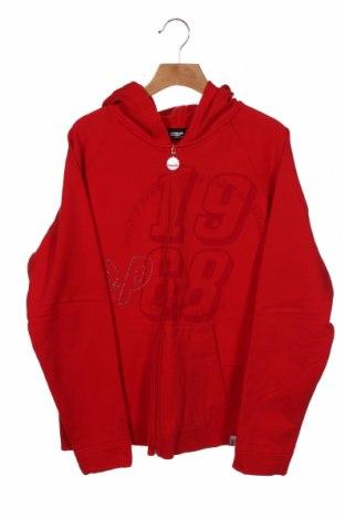 Hanorac pentru copii Esprit Sports, Mărime 14-15y/ 168-170 cm, Culoare Roșu, Preț 59,21 Lei