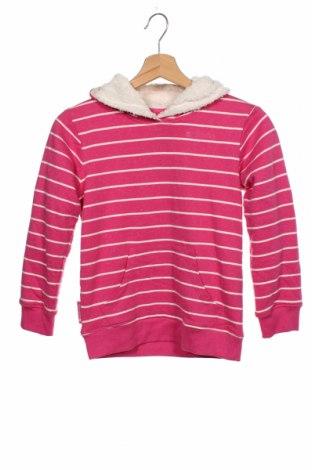 Hanorac pentru copii Mountain Warehouse, Mărime 9-10y/ 140-146 cm, Culoare Roz, Bumbac, Preț 113,49 Lei