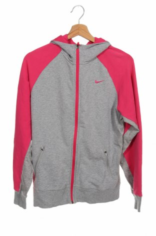 Hanorac pentru copii Nike, Mărime 12-13y/ 158-164 cm, Culoare Gri, Preț 96,16 Lei