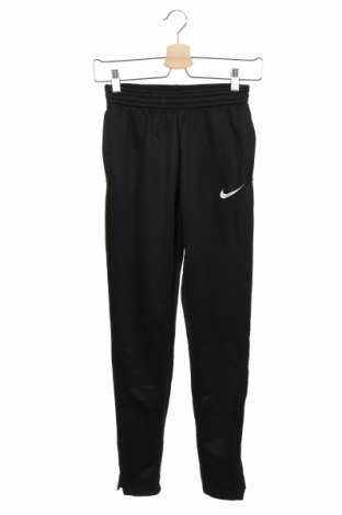 Pantaloni de trening, pentru copii Nike, Mărime 9-10y/ 140-146 cm, Culoare Negru, Poliester, Preț 89,53 Lei