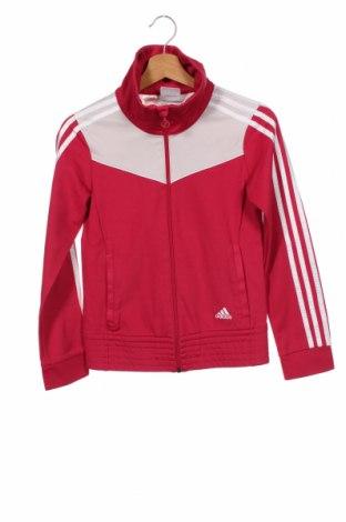 Dziecięca sportowa bluza Adidas, Rozmiar 13-14y/ 164-168 cm, Kolor Różowy, 55% bawełna, 45% poliester, Cena 74,40zł