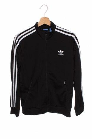 Dětská horní část sportovní soupravy Adidas Originals, Velikost 13-14y/ 164-168 cm, Barva Černá, Polyester, Cena  510,00Kč