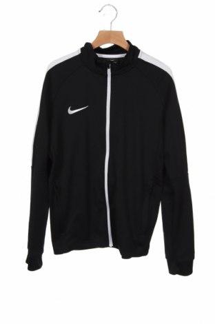 Dětská horní část sportovní soupravy Nike, Velikost 10-11y/ 146-152 cm, Barva Černá, Polyester, Cena  542,00Kč