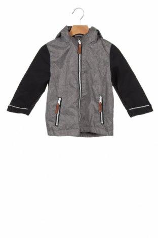 Geacă de sport pentru copii H&M, Mărime 2-3y/ 98-104 cm, Culoare Gri, Poliester, Preț 86,35 Lei