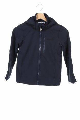 Dětská sportovní bunda  Kangaroos, Velikost 7-8y/ 128-134 cm, Barva Modrá, 100% polyester, Cena  891,00Kč