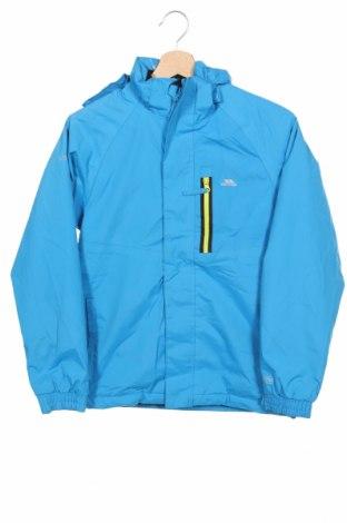 Dziecięca kurtka sportowa Trespass, Rozmiar 10-11y/ 146-152 cm, Kolor Niebieski, Poliester, Cena 184,00zł