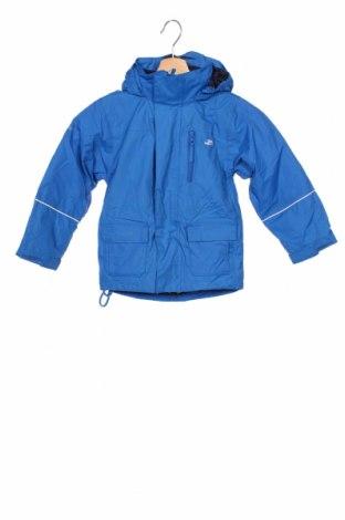 Geacă de sport pentru copii Trespass, Mărime 2-3y/ 98-104 cm, Culoare Albastru, Poliester, Preț 268,91 Lei