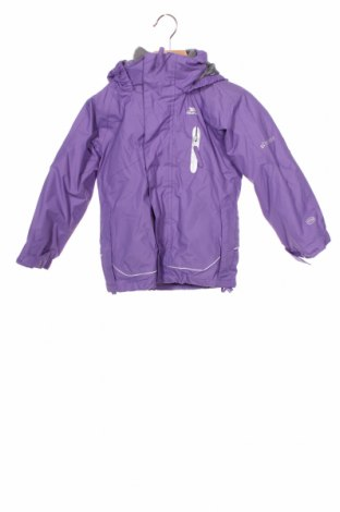 Παιδικό αθλητικό μπουφάν Trespass, Μέγεθος 18-24m/ 86-98 εκ., Χρώμα Βιολετί, Πολυεστέρας, Τιμή 39,44€