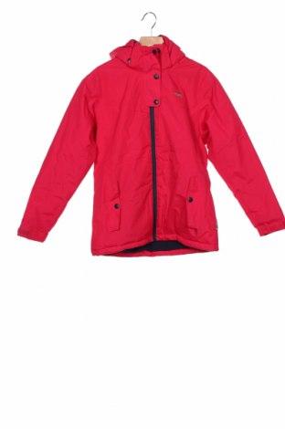 Детско спортно яке Trespass, Размер 8-9y/ 134-140 см, Цвят Розов, Полиестер, Цена 54,06лв.