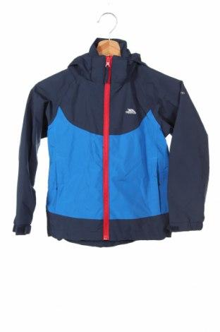 Dětská sportovní bunda  Trespass, Velikost 4-5y/ 110-116 cm, Barva Modrá, 100% polyester, Cena  913,00Kč