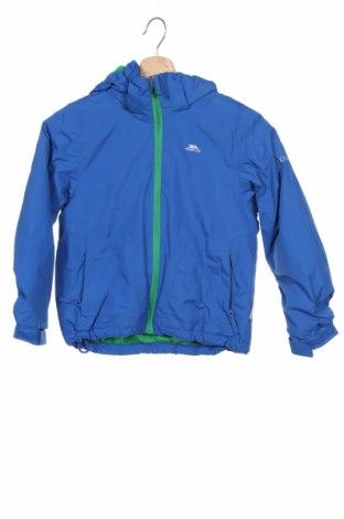Dziecięca kurtka sportowa Trespass, Rozmiar 4-5y/ 110-116 cm, Kolor Niebieski, Poliester, Cena 188,00zł