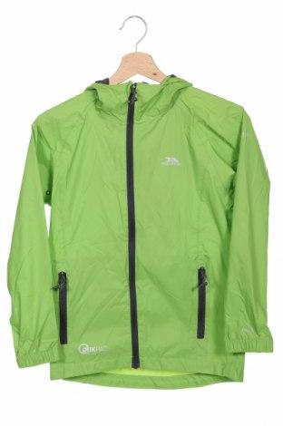 Dziecięca kurtka sportowa Trespass, Rozmiar 8-9y/ 134-140 cm, Kolor Zielony, Poliamid, Cena 144,00zł