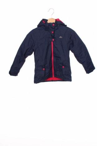Παιδικό μπουφάν Trespass, Μέγεθος 4-5y/ 110-116 εκ., Χρώμα Μπλέ, Πολυεστέρας, Τιμή 39,44€