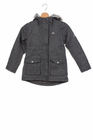 Dziecięca kurtka Trespass, Rozmiar 4-5y/ 110-116 cm, Kolor Szary, Poliester, Cena 161,25zł