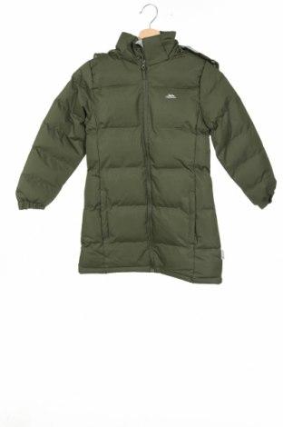 Dětská bunda  Trespass, Velikost 7-8y/ 128-134 cm, Barva Zelená, Polyester, Cena  913,00Kč