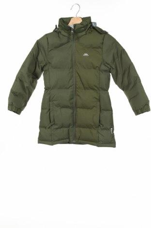 Dětská bunda  Trespass, Velikost 5-6y/ 116-122 cm, Barva Zelená, Polyester, Cena  791,00Kč