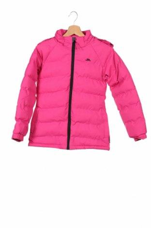 Geacă pentru copii Trespass, Mărime 8-9y/ 134-140 cm, Culoare Roz, 100% poliester, Preț 231,91 Lei