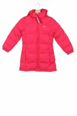 Dětská bunda  Trespass, Velikost 5-6y/ 116-122 cm, Barva Růžová, Cena  826,00Kč
