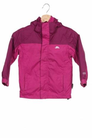 Dziecięca zimowa kurtka sportowa Trespass, Rozmiar 2-3y/ 98-104 cm, Kolor Różowy, Poliester, Cena 278,00zł
