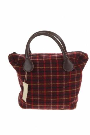 Set O bag, Culoare Roșu, Textil, piele naturală, Preț 225,66 Lei