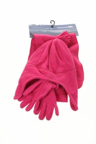 Komplet  Trespass, Barva Růžová, Polyester, Cena  424,00Kč