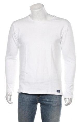 Męska bluzka Azzaro, Rozmiar L, Kolor Biały, Bawełna, Cena 358,00zł