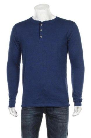 Ανδρική μπλούζα Coop, Μέγεθος M, Χρώμα Μπλέ, 90% βαμβάκι, 10% βισκόζη, Τιμή 19,74€