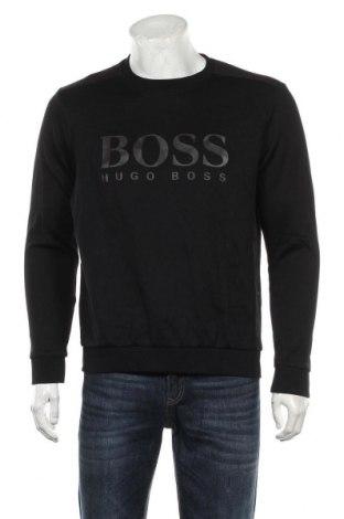 Pánské tričko  Hugo Boss, Velikost XL, Barva Černá, 97% bavlna, 3% elastan, Cena  1626,00Kč