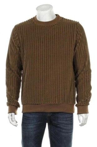 Męska bluzka MSGM, Rozmiar M, Kolor Beżowy, Bawełna, Cena 693,60zł