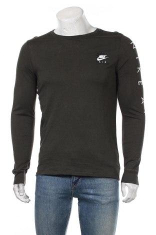 Pánské tričko  Nike, Velikost S, Barva Zelená, Bavlna, Cena  462,00Kč