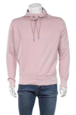 Męska bluzka Pepe Jeans, Rozmiar M, Kolor Różowy, Bawełna, Cena 198,00zł