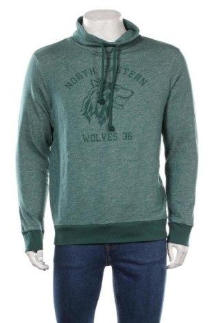 Pánské tričko  Select, Velikost M, Barva Zelená, 60% bavlna, 40% polyester, Cena  351,00Kč