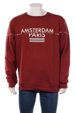 Bluză de bărbați Soulstar, Mărime XL, Culoare Roșu, 55% bumbac, 45% poliester, Preț 120,89 Lei