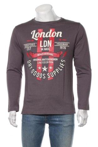 Мъжка блуза Soulstar, Размер L, Цвят Сив, Цена 36,75лв.