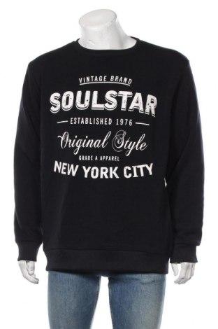 Bluză de bărbați Soulstar, Mărime XL, Culoare Negru, Poliester, Preț 184,21 Lei