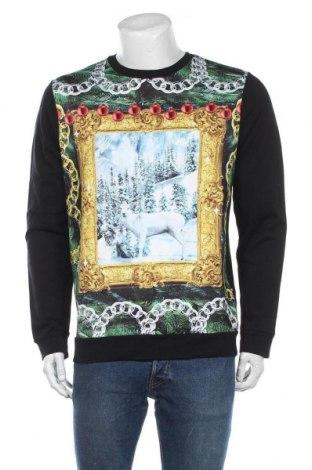 Мъжка блуза Topman, Размер L, Цвят Многоцветен, 100% полиестер, Цена 19,95лв.