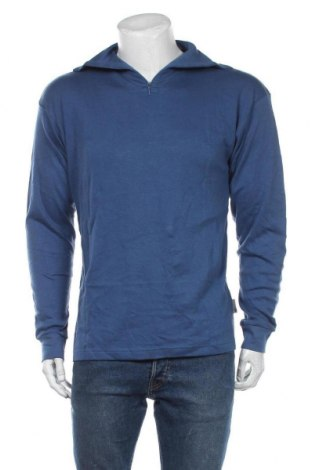 Męska bluzka Trespass, Rozmiar L, Kolor Niebieski, Bawełna, Cena 116,00zł