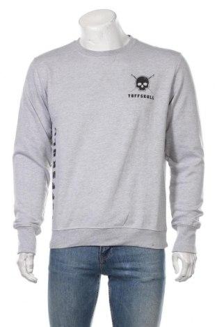Bluză de bărbați Tuffskull, Mărime M, Culoare Gri, 65% poliester, 35% bumbac, Preț 194,08 Lei