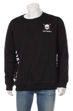 Bluză de bărbați Tuffskull, Mărime XL, Culoare Negru, 65% poliester, 35% bumbac, Preț 194,08 Lei