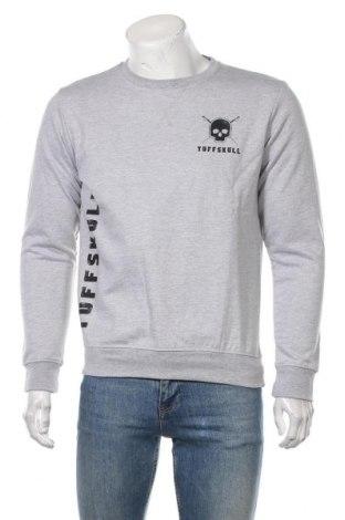 Bluză de bărbați Tuffskull, Mărime S, Culoare Gri, 65% poliester, 35% bumbac, Preț 171,05 Lei