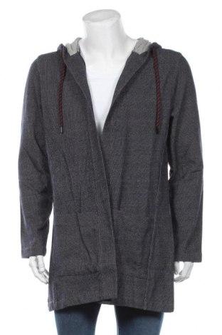 Pánský kardigán RNT23 Jeans, Velikost XXL, Barva Šedá, 65% bavlna, 35% polyester, Cena  1403,00Kč
