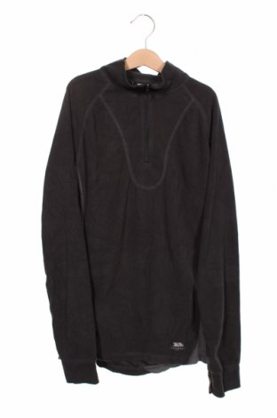 Męska bluzka z polaru Trespass, Rozmiar XS, Kolor Szary, Poliester, Cena 112,00zł