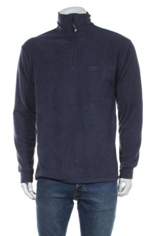 Męska bluzka z polaru Trespass, Rozmiar M, Kolor Niebieski, Poliester, Cena 132,00zł