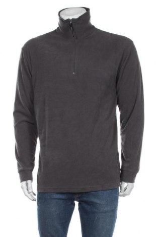 Męska bluzka z polaru Trespass, Rozmiar M, Kolor Szary, Poliester, Cena 132,00zł
