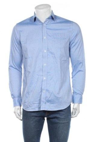 Ανδρικό πουκάμισο, Μέγεθος M, Χρώμα Πολύχρωμο, Βαμβάκι, Τιμή 11,69€